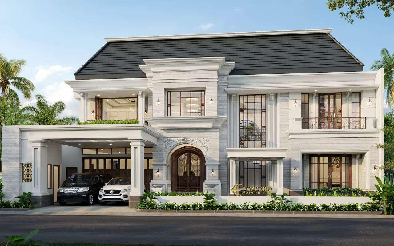 Emporio Architect, Jasa Arsitek Desain Rumah Klasik Terbaik di Indonesia