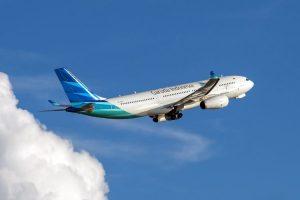 Garuda Indonesia Berharap Penerbangan Umrah Dibuka Oktober 2021