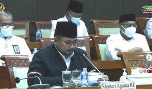 Menag Sampaikan Kabar Terbaru Mengenai Syarat Umrah bagi Jamaah Indonesia